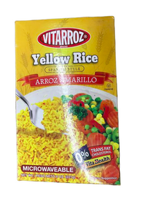 Vitarroz Vitarroz Yellow Rice Spanish Style, Arroz Amarillo, 8 oz