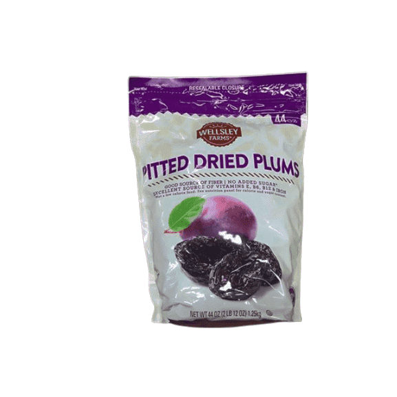 Wellsley Farms Wellsley Farms Gourmet Dried California Plums, 44 oz.