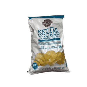 Wellsley Farms Wellsley Farms Kettle-Cooked Potato Chips, 30 oz.