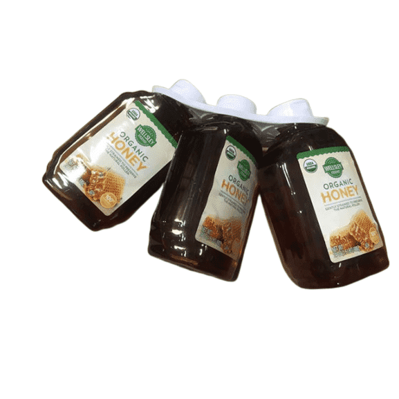 Wellsley Farms Wellsley Farms Organic Honey, 3 pk./24 oz.