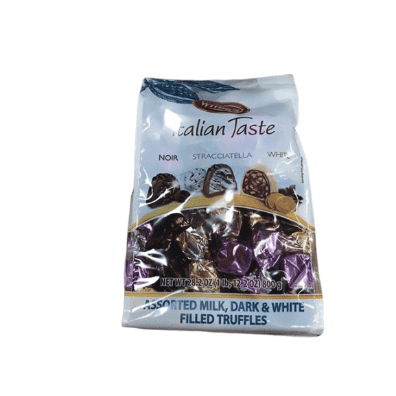 Witors Italian Taste Assorted Filled Truffles | 28.2 Ounce - ShelHealth.Com