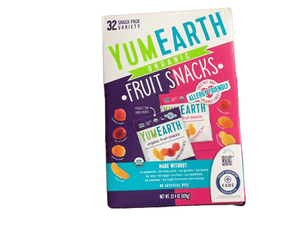 YumEarth YumEarth Organic Fruit Snacks Variety, 32 snack packs