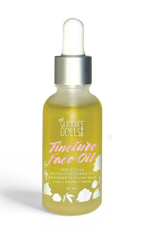 Tincture Face Oil