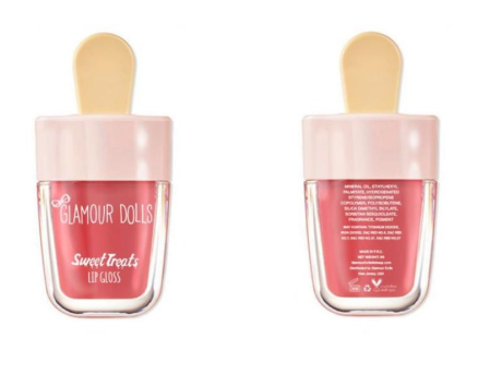 Sweet Treats Popsicle Lip Gloss
