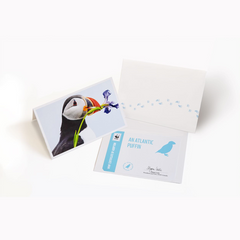 Atlantic Puffin Card