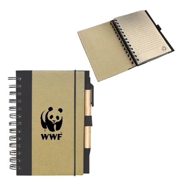WWF Recycled Cardboard Notepad