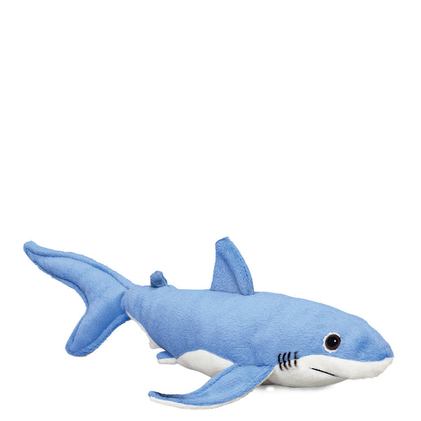 Blue Shark Plush
