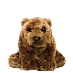 Grizzly Bear Plush