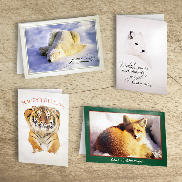 WWF Holiday Greeting Cards