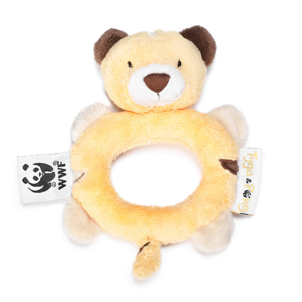 Mimex's baby toy line: Ring Tyga