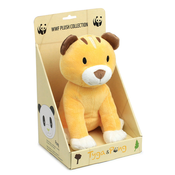 Mimex's baby toy line: Tyga Boxed