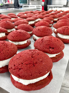 Whoopie Pies for July 4th!