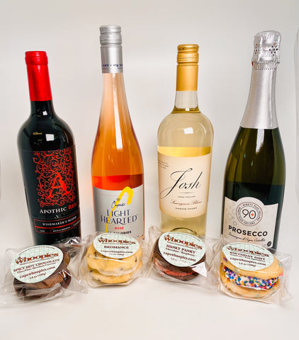 2021 Valentine's Day Whoopie Pie & Wine Pairings