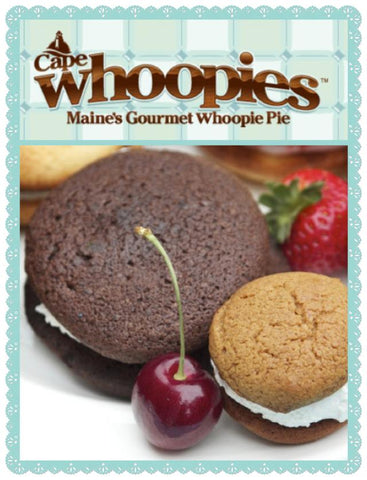 Delicious gourmet whoopie pies from Maine
