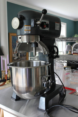 large kitchen mixer