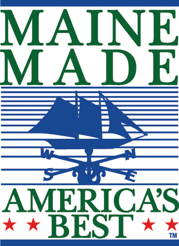 MAINE MADE logo