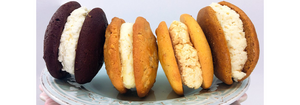 pumpkin fall whoopie pies