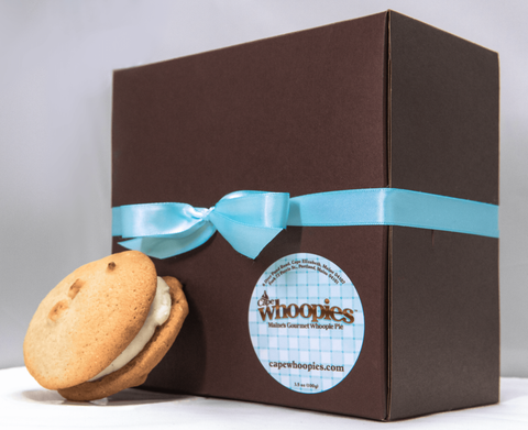 whoopie pies in a gift box