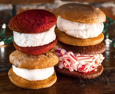 assorted whoopie pies
