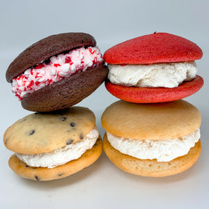 holiday whoopie pies