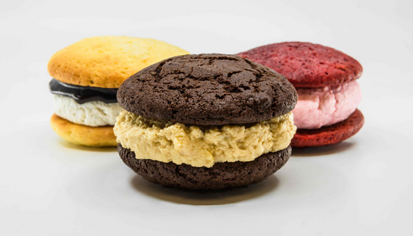 assorted maine whoopie pies