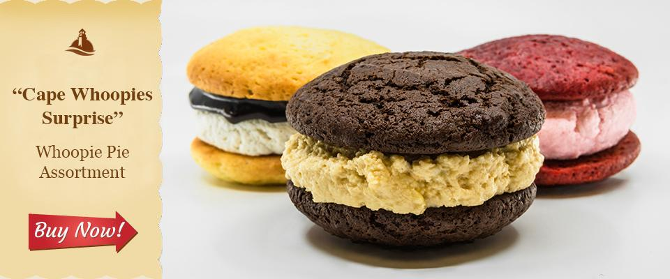 Gourmet Whoopie Pies from Maine