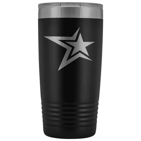 Customized 20 Ounce Vacuum Tumbler - LifeStar