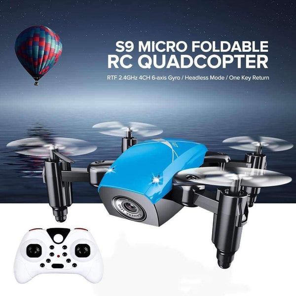 Foldable RC Mini Drone Pocket Drone - LifeStar