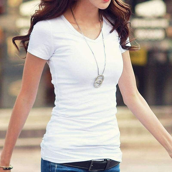 Summer T-Shirt for Women