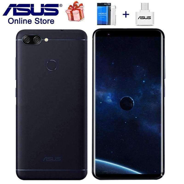ASUS ZenFone Max Plus M1 4G LTE Mobile Phones 4GB 32GB - LifeStar