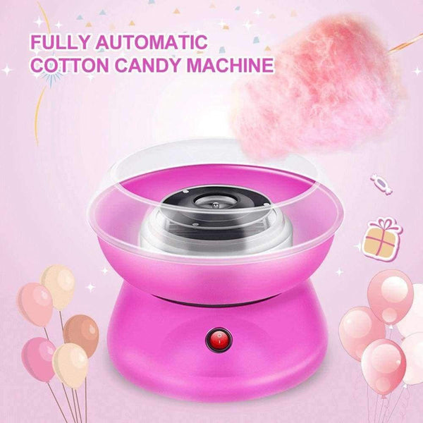 Children's DIY Candy Floss Spun Sugar Maker Cotton Candy Maker - LifeStar