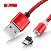360 LED Magnetic Charging Cable - LifeStar