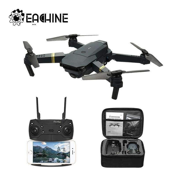 720P/1080P True Wide Angle HD Camera High Hold Mode Foldable Arm Drone - LifeStar