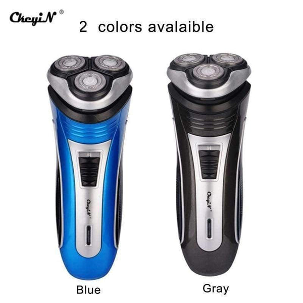 Triple Floating Blade Heads Rechargeable Electric Shaver Shaving machine
