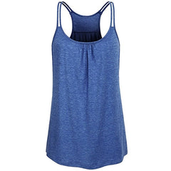 Solid Scoop Neck Camis