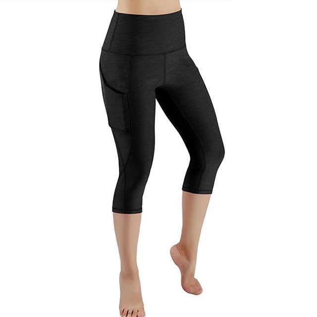 Calf-Length Exercise Legging