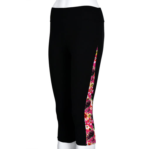Flower Printed Sport Legging