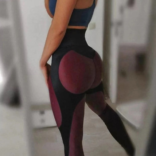 Heart-shape Exercise Legging