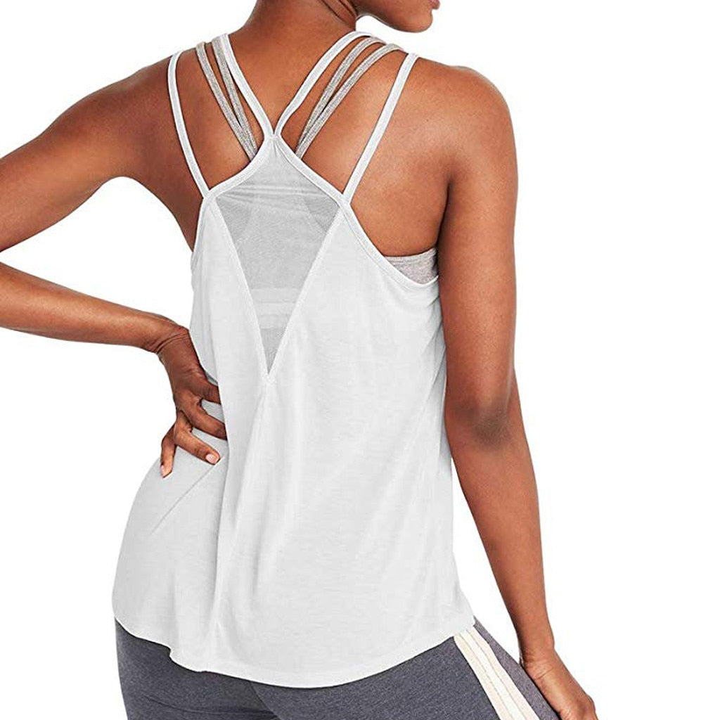 Sport Sleeveless Shirt