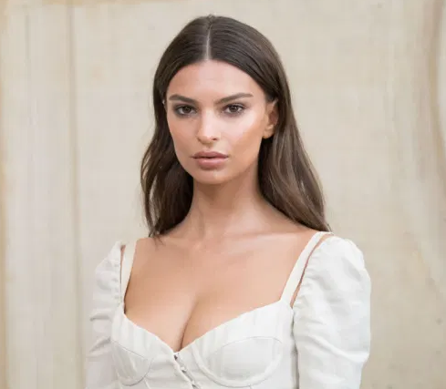 Model Emily Ratajkowski reveals the secret to her perfect skin is snail slime