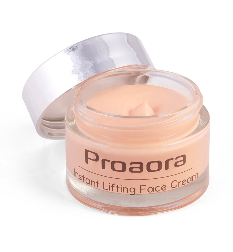 Instant Lifting Day Face Cream with Astaxanthin - proaora