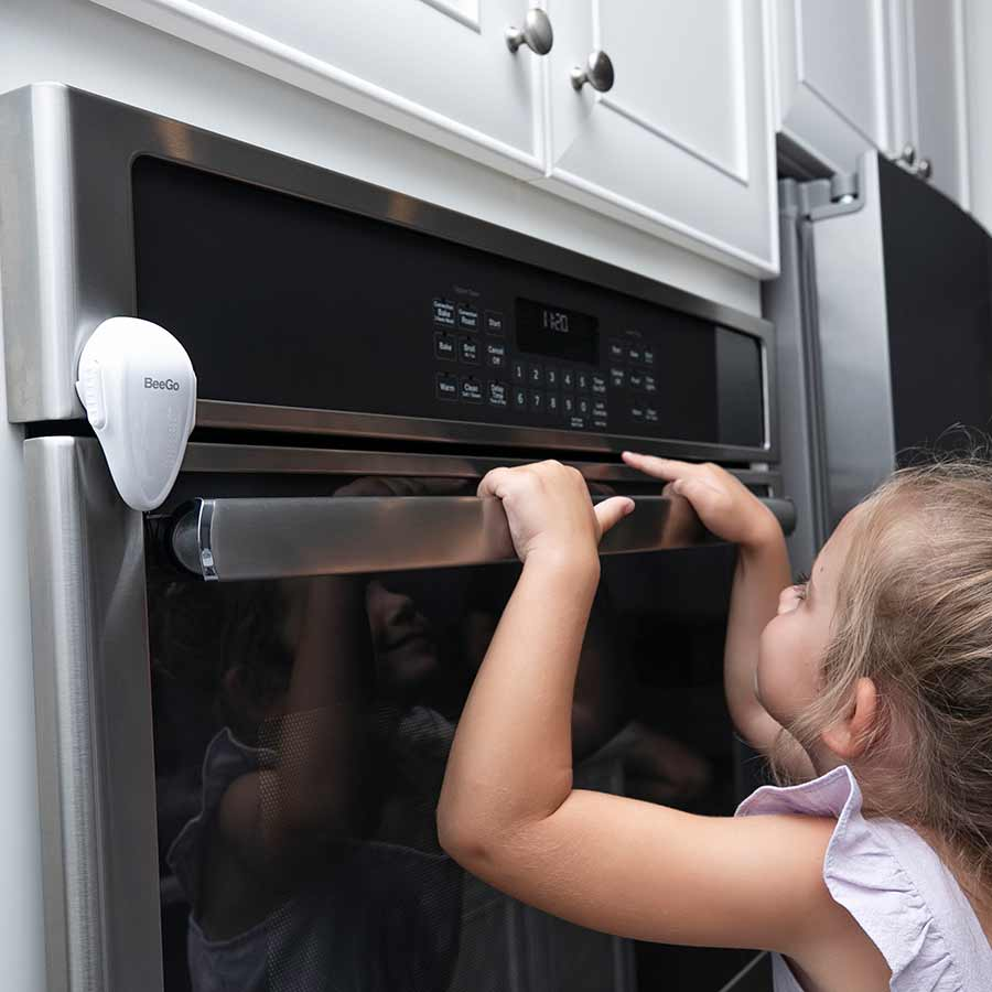 BeeGo Oven Safety Child Lock - Beego Child Safety Products