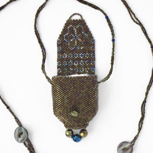 Amulet Bag with Flap