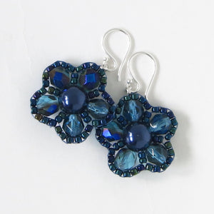 Elegant Flower Earrings