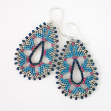 Load image into Gallery viewer, Urban Pyramid  Earrings