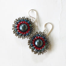 Load image into Gallery viewer, Swarovski Sunstreak Earrings