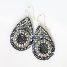 Load image into Gallery viewer, Celestial Teardrop Earrings