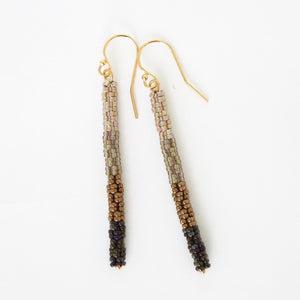 Narrow Column Earrings