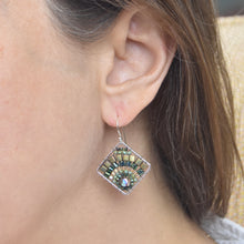 Load image into Gallery viewer, Diamond Expansion Earrings