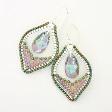 Load image into Gallery viewer, Tulip Drop Earrings